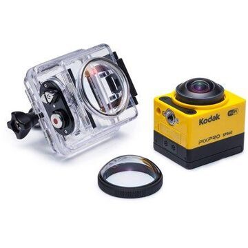 KODAK PIXPRO SP360 Action Camcorder with 1
