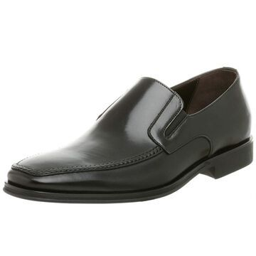 Bruno Magli Mens Raging Leather Closed Toe Slip On Shoes