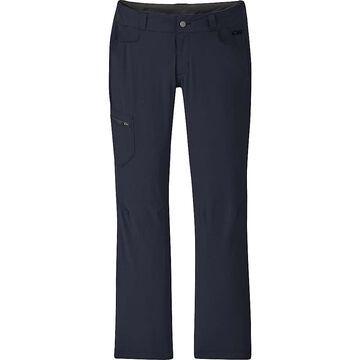 Outdoor Research Women's Ferrosi Pant - 12 Regular - Naval Blue