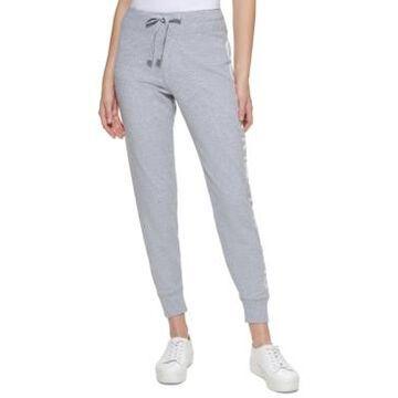 Calvin Klein Jeans Logo-Print Jogger Pants