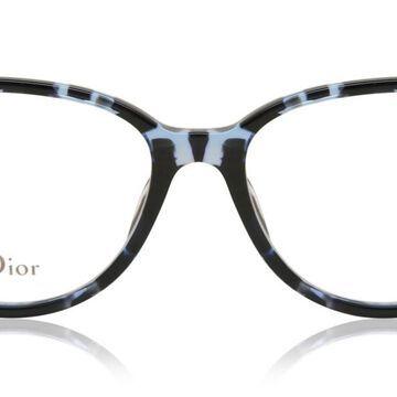 Dior MONTAIGNE 33 JBW Womenas Glasses Tortoiseshell Size 52 - Free Lenses - HSA/FSA Insurance - Blue Light Block Available