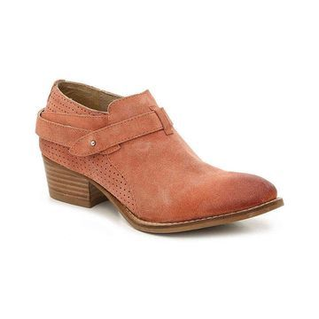 Charles By Charles David Yesenia Suede Bootie