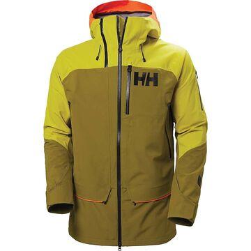 Helly Hansen Men's Ridge Shell 2.0 Jacket - Small - Uniform Green