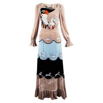 Vivetta Multicolour Synthetic Dresses