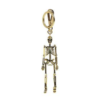Alexander McQueen Keychains Golden