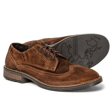 Naot Magnate Suede Oxford Shoes (For Men)