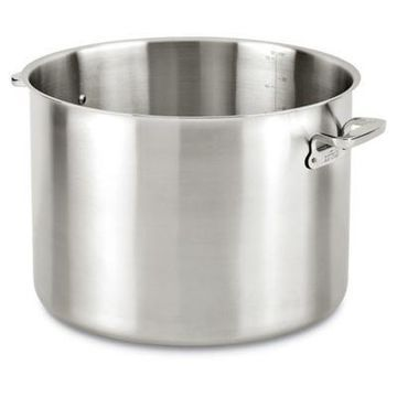All-Clad Professional Stainless Steel 75 qt. Stock Pot