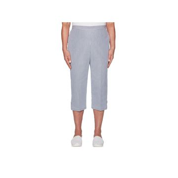 Alfred Dunner Smooth Sailing Capris