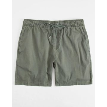 Larry Layback Sage Mens Volley Shorts