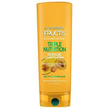 Garnier Fructis Triple Nutrition Conditioner, 354 ml