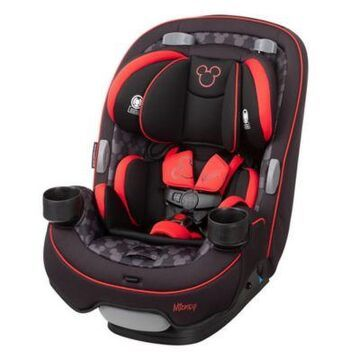Safety 1st Disney Baby Mickey Mouse Grow and Go Convertible 3-in-1 Car Seat in Red