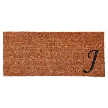 Home & More Monogram Doormat