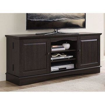 Walker Edison Wood TV Stand for TV's up to 68