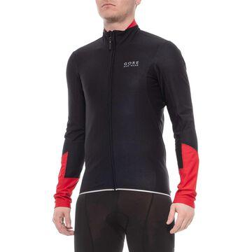 Gore Bike Wear Power Windstopper Long Cycling Jersey - Long Sleeve (For Men)