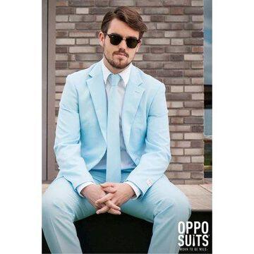 Men's Opposuits Cool Blue Suit