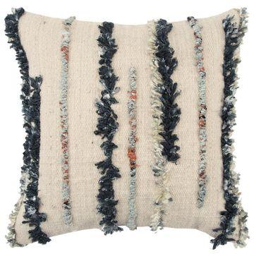 Rizzy Home Stripe Throw Pillow
