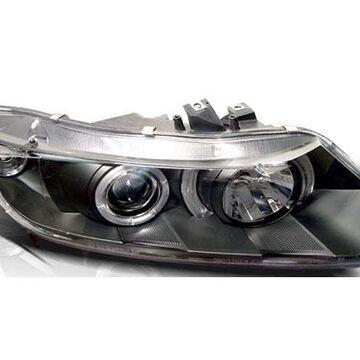 2006 Honda Civic IPCW Headlights in Black