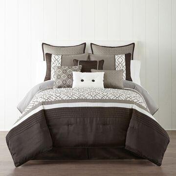 Home Expressions Reagan 10-pc. Comforter Set
