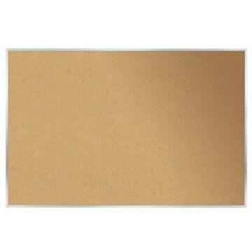 Ghent Aluminum Frame Corkboard, 24