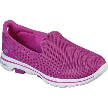 Skechers Women's GOwalk 5 Walking Shoe Magenta