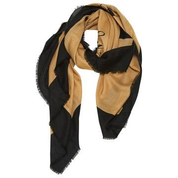 Burberry Beige Synthetic Scarves