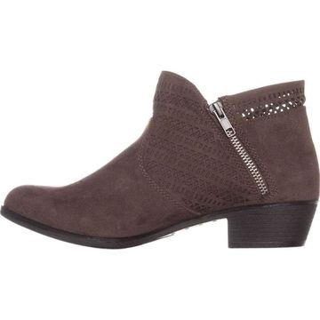 American Rag Womens Abby1 Almond Toe Ankle Fashion Boots