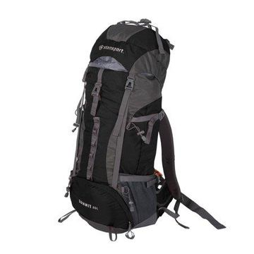 Stansport Internal Frame Pack - 50 Liter - Black