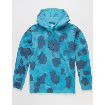OBEY Sustainable Mens Blue Hoodie
