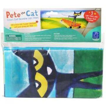 Pete the Cat Schools Cool! Decorative Light Filters