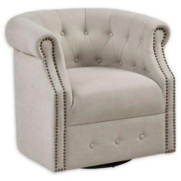 Madison Park Owen Chair in Beige