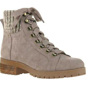 OTBT Women's Lakewood Boot Pine Bark Leather/Textile