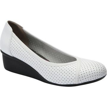 Ros Hommerson Women's Evelyn White Leather
