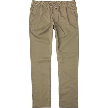RVCA Weekend Elastic Pant - Men's
