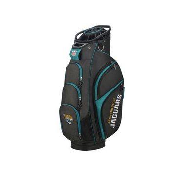 Wilson NFL Cart Golf Bag, Jacksonville Jaguars