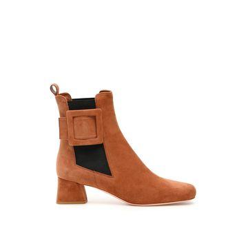 Roger Vivier Tres Vivier Chelsea Boots