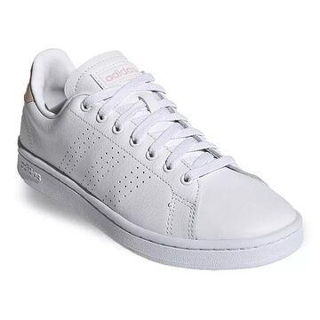 adidas Advantage Women's Sneakers, Size: 9.5, White