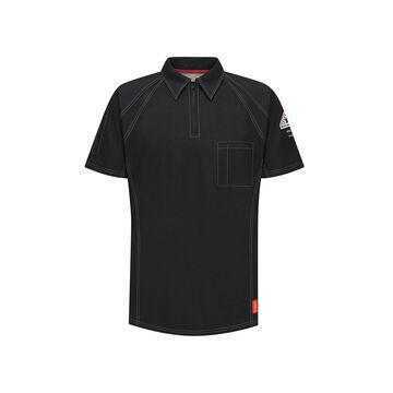 Bulwark Flame-Resistant Short-Sleeve Polo