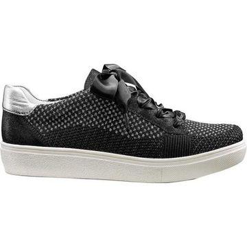 ara Women's Natalya 14582 Sneaker Black Woven