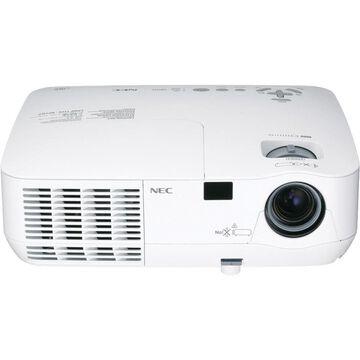 NEC NP115 - 2500-lumen Brilliant Color DLP 3D-Ready Mobile Projector