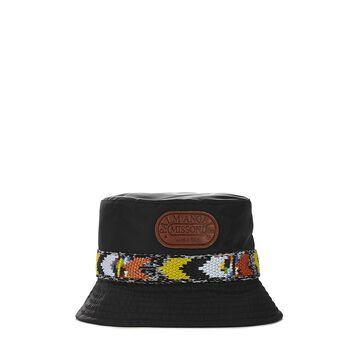Palm Angels Hats Black