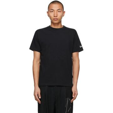 Yohji Yamamoto Black New Era Edition 'No Future' T-Shirt