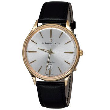 Hamilton Men's Jazzmaster Silver Watch