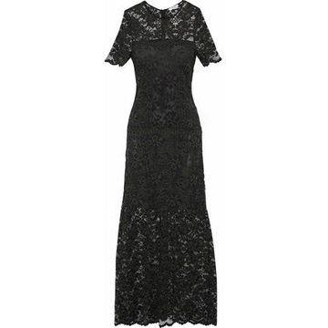 Ganni Flynn Lace Maxi Dress
