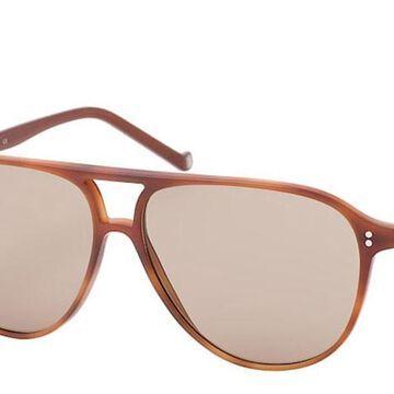 Hackett HSB887 152 Men's Sunglasses Tortoise Size 56