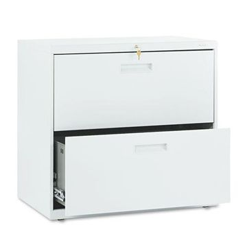 Hon 500 Series Two-Drawer Lateral File