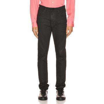 Nudie Jeans Lean Dean in Black Minded | FWRD