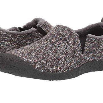 Keen Howser II (Grey Multi/Raven) Women's Shoes