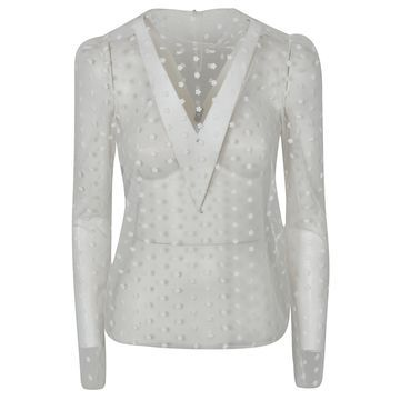 Philosophy di Lorenzo Serafini Lace Top