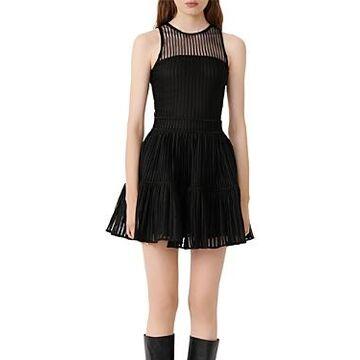 Maje Rollanga A Line Mini Dress