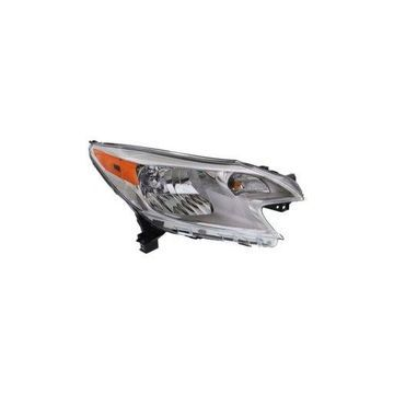 Headlight - Depo Fit/For 8111006470 14-16 Nissan Versa-Note S/S-Plus/SL/SV Right Hand Passenger (CAPA-Certified)